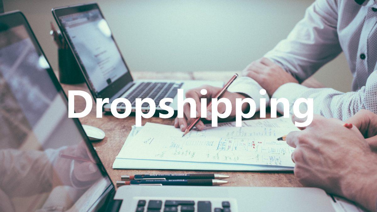 dropshipping - formation web