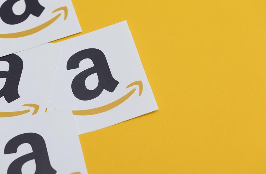 Amazon logo - Formation Web