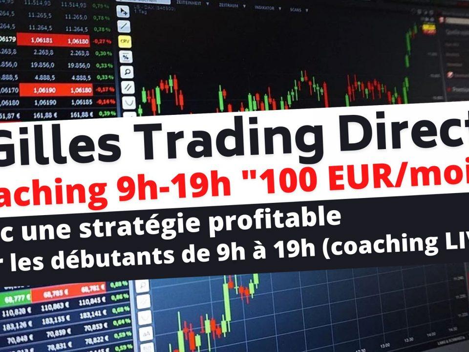 Arnaque Gilles Trading Direct