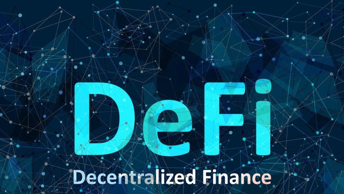 DeFi- finance décentralisée - cryptomonnaies - blockchains