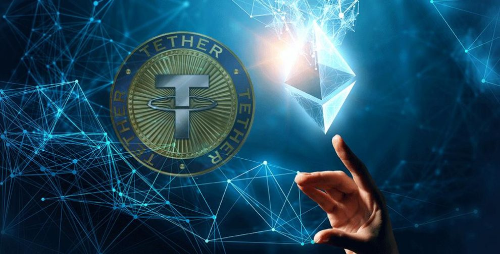 tether - cryptomonnaie