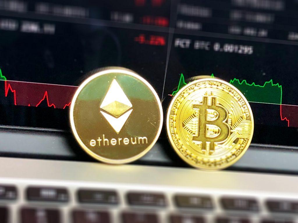 bitecoin - etherum