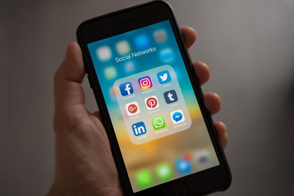 une application pour gérer les pages réseaux sociaux - e-commerce