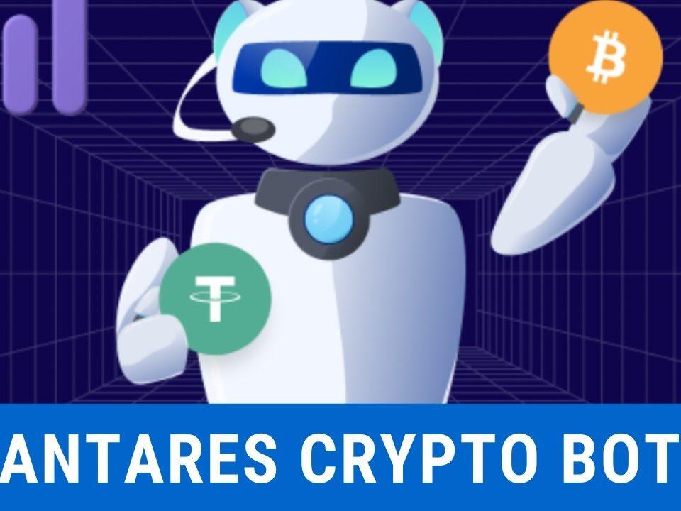 Antares Trade - Cryptomonnaie - trading - robot- investir
